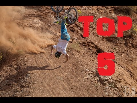 Red Bull Rampage: Top 5 Crashes