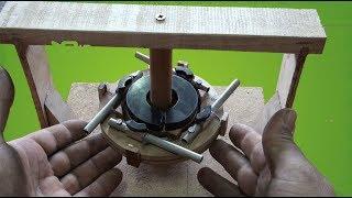 getlinkyoutube.com-Motor de movimiento perpetuo - | Experimentos Caseros