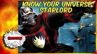 getlinkyoutube.com-Star Lord - Know Your Universe - Guardians of The Galaxy Month!