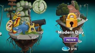 getlinkyoutube.com-Plants Vs Zombies 2 MODERN DAY Nuevas Plantas y Nuevos Zombies REVELADOS!!! del Mundo 11
