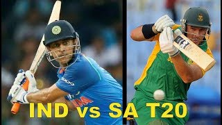 IND vs SA T20 Thrilling Semi Final Qualifier Highlights - 2007