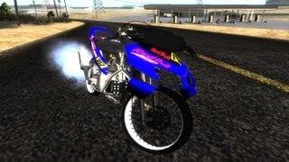 getlinkyoutube.com-Vario Drag (Gta San Andreas Bike Mod)