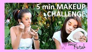 getlinkyoutube.com-Makeup za 5 minuta challenge - Sa Marijom Zezelj