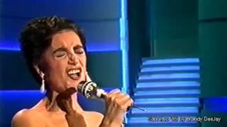 getlinkyoutube.com-MIA MARTINI - Almeno Tu Nell'universo (Festival Di Sanremo 1989 - 1a Esibizione - AUDIO HQ)