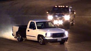 getlinkyoutube.com-Street Truck Spectator Drags Night Racing (Beech Ridge 9/5/2014)