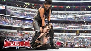 getlinkyoutube.com-Team Total Divas vs. Team B.A.D. & Blonde: WrestleMania 32 Kickoff
