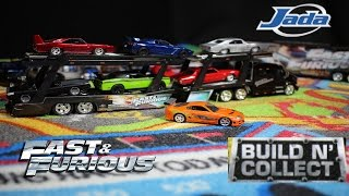 getlinkyoutube.com-Jada Fast and Furious Build and Collect 1:55 2nd Wave