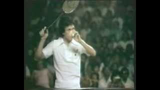 getlinkyoutube.com-1979 Thomas Cup Badminton Final -Liem Swie King 林水镜 vs Morten Frost Hansen