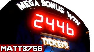 Winning The Biggest Jackpot Ever! | Arcade Nerd | Matt3756