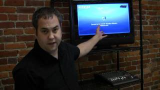 getlinkyoutube.com-How to Connect Laptop to HDTV Wirelessly