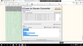getlinkyoutube.com-cccam or newcamd to oscam / oscam emu / oscam ymod convert