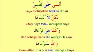www.arabindo.co.nr - ummi - nasyid bahasa arab terjemah indonesia