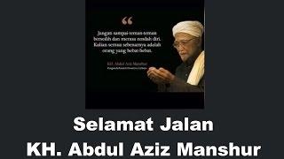 getlinkyoutube.com-Deti Detik Pemakaman Alm. KH. Abdul Aziz Manshur