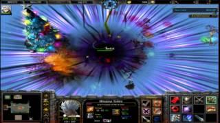getlinkyoutube.com-สอนเล่นเกม Warcraft III Bleach VS OnePiece By ASZ
