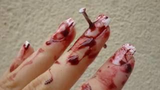 I nailed my nail | Nail Art for Halloween