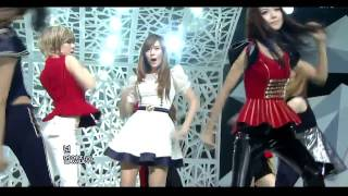 getlinkyoutube.com-(HQ)SNSD Girls Generation-The Boys Inkigayo 301011