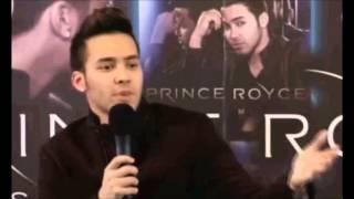 Prince Royce habla de Maite Perroni [@MaiteOficial]