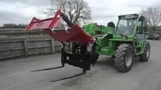Agriweld 120F Box Rotator