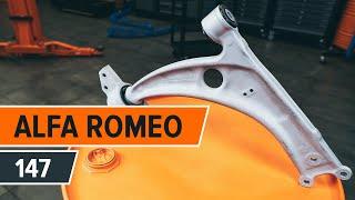 getlinkyoutube.com-Come sostituire un braccio anteriore inferiore su ALFA ROMEO 147 [TUTORIAL]
