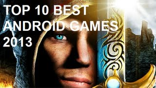getlinkyoutube.com-Top 10 Best 3d Android Games 2013