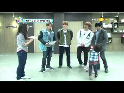 Mblaq Hello Baby Ep 9. Full (Eng Sub will be added)