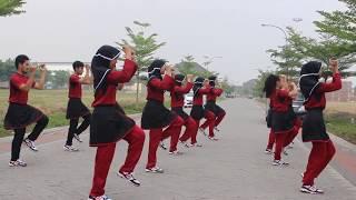 getlinkyoutube.com-Ujian praktek senam aerobik  SMA Negeri 1 Surabaya Tahun 2014 - 2015