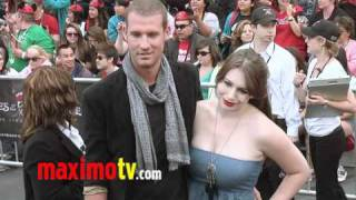 "getlinkyoutube.com-SOPHIE SIMMONS and NICK SIMMONS at ""On Stranger Tides"" WORLD PREMIERE"
