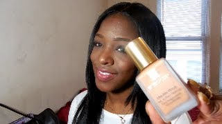 getlinkyoutube.com-Updated Review:: ESTEE LAUDER DOUBLE WEAR RICH CHESTNUT