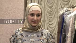 Russia: Kadyrov's Daughter Makes Fashion Debut With Haute Couture Hijabs