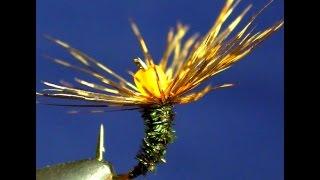 """getlinkyoutube.com-Мушка """"Roe Head Tenkara Fly"""""""
