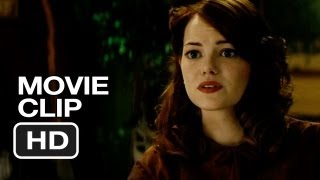 getlinkyoutube.com-Gangster Squad Movie CLIP - You Wanted to Talk to Me? (2013) - Emma Stone Movie HD