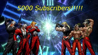 getlinkyoutube.com-[KOF Mugen] 5000 Subscribers!!!!!