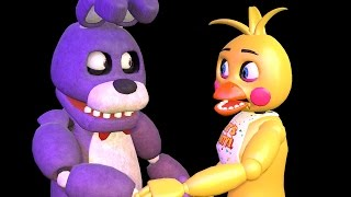 getlinkyoutube.com-[SFM FNAF] Bonnie x Toy chica