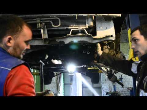 Замена КПП на Lifan x60 на КПП от Emgrand.