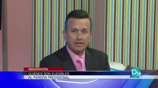 Valiosas recomendaciones sobre el perdón provisional por el abogado Jorge de la Mar, P A