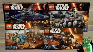 getlinkyoutube.com-LEGO Star Wars 2016 Summer sets pictures - My Thoughts!