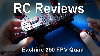 getlinkyoutube.com-RC Review - Eachine Falcon 250 FPV Quadcopter Review (from Banggood.com)