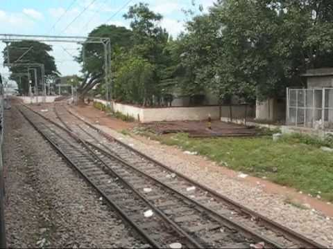 Bangalore Jaipur Train Trip 2009 part 1