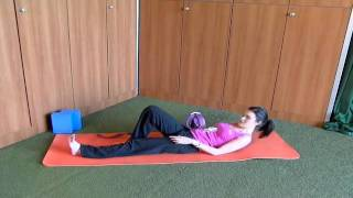 The Best Hamstring Stretch Ever with Yoga for Golf Ireland