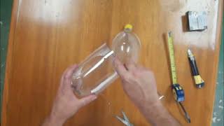 getlinkyoutube.com-Como fazer um jardim com garrafas pet