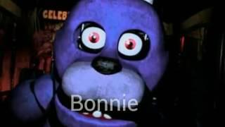 getlinkyoutube.com-Voces de los animatronicos 1,2,3 y 4 (casí todas las voces)|La mujer de morado