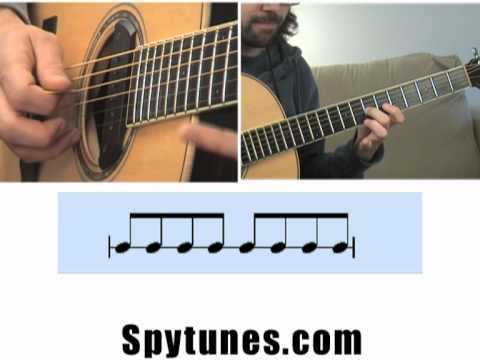 Chromatic Guitar Exercise Spyder 1