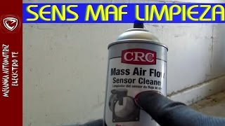getlinkyoutube.com-Limpieza de sensor MAF