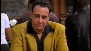 Robert Barone Everybody Loves Raymond Robert finds his ethnicity