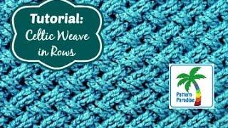getlinkyoutube.com-Celtic Weave in Rows