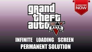 getlinkyoutube.com-GTA 5 loading screen fix pc laptop Game 100%