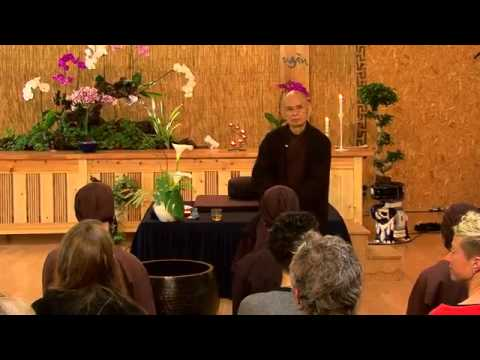 Thich Nhat Hanh: July 7th  2012