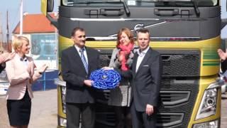 Pierwsze Volvo FH w Polsce