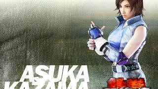 getlinkyoutube.com-E24K's Tekken 5 - Asuka Kazama Story Battle Playthrough