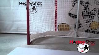 getlinkyoutube.com-Hockey Shooting Tips - Going Bar Down